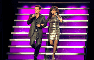 The las vegas flamingo donny originally scheduled to be a six week run back in 2008 the donny marie show is now in its unprecedented tenth year m4hsunfo