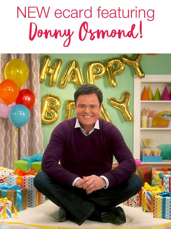 Happy Birthday E Card