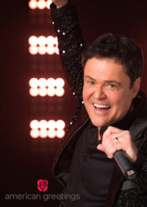 Donny Osmond American Greetings
