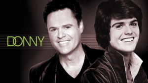 Donny Osmond With Younger Self