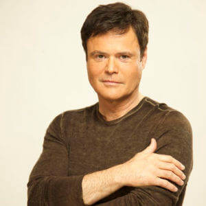 Donny Osmond Home Catalog Headshot