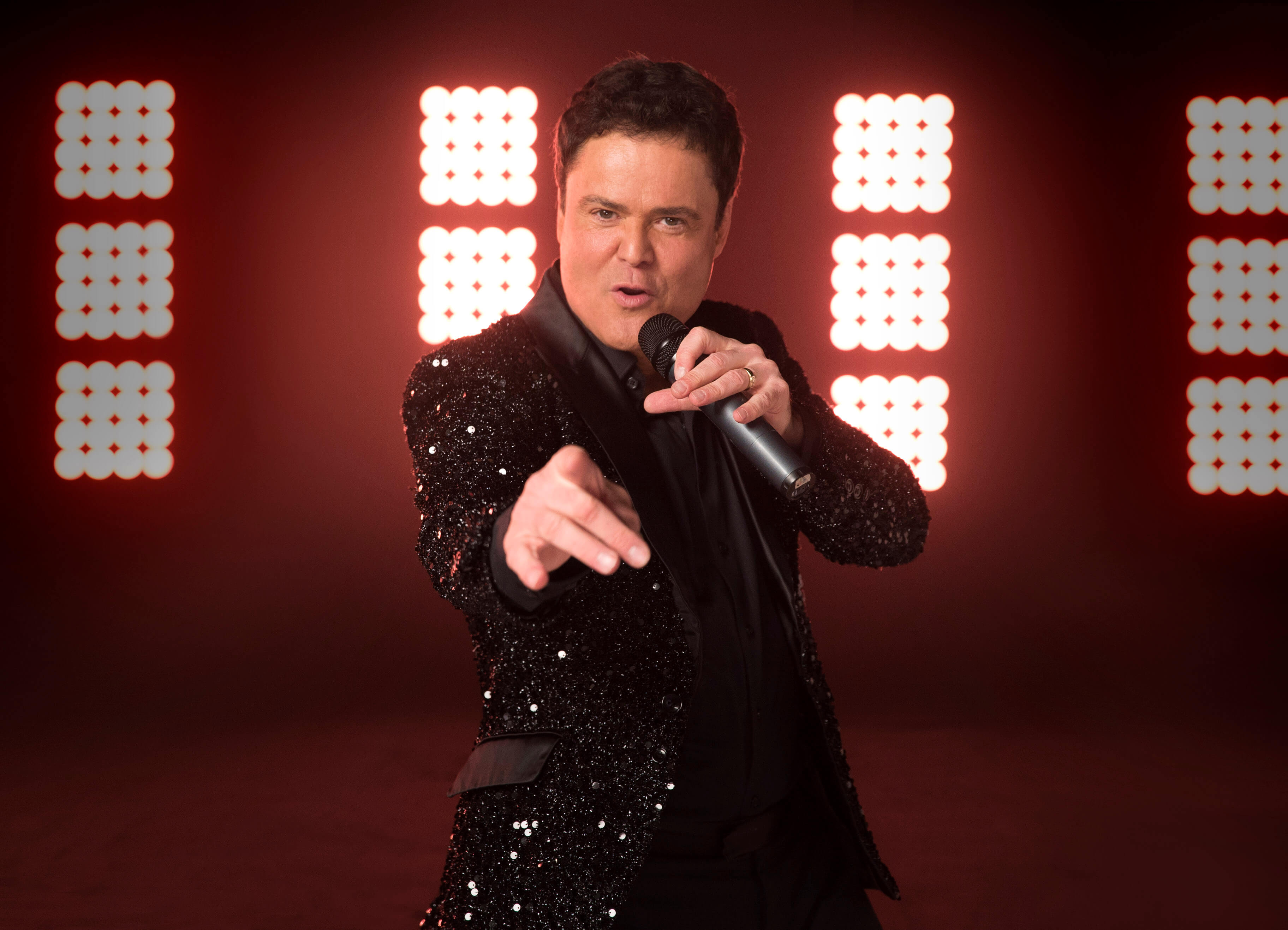 Donny Osmond Through The Years   Donny Osmond Official
