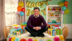 Donny Osmond Birthday Party